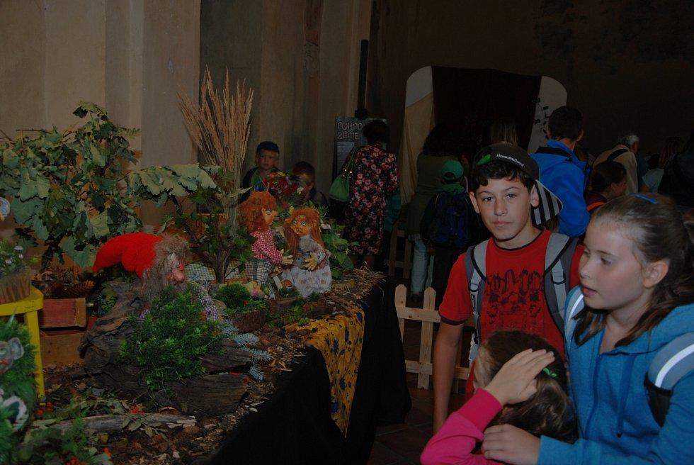 Pohádková země V. Klimtové