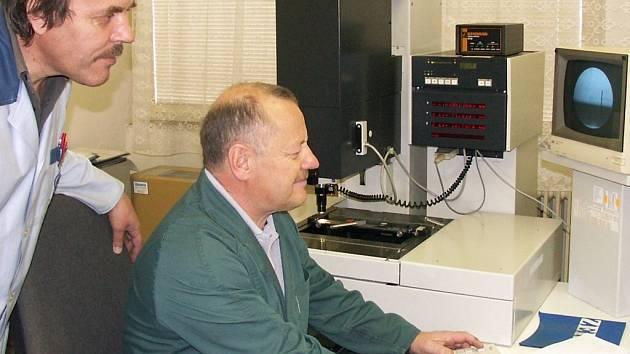 Revize kalibračního zařízení