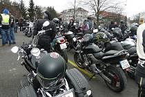 Motobobři vítali jaro.