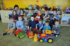 Mateřská škola Drahonice