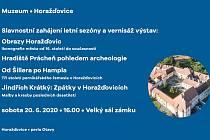 Zahájení sezony v Horažďovicích.