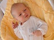 Jakub Rolf, Volyně,  8.3. 2017 ve 20.22 hodin,  3160 g. Malý Jakub je prvorozený.