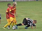 Mladší žáci si dali dostaveníčko na turnaji ve Volyni.
