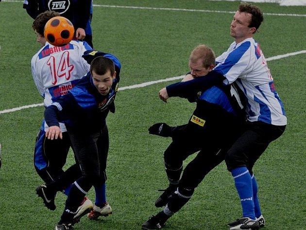 Strakoničtí poprvé v přípravě vyhráli, Milevsko porazili 3:1.