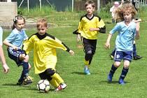 Pokračovaly fotbalové soutěže mládeže na Strakonicku.