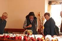 Slavnosti plodů jsou přehlídkou ovocnářské úrody.