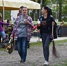 Rej čarodějnic ve Volyni.