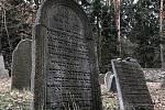 Cesta po židovských památkách.