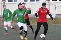 Fotbalová příprava: Cehnice - Sokol Sez. Ústí 1:7.
