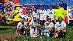 V Rabí se hrál turnaj příznivců Sparty Praha.