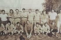 Fotbal ve Vodňanech slaví 125 let. Poznáte své soupeře a spoluhráče?