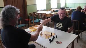 Šachový turnaj U Balounů