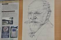 Výstava k 170. výročí narození Karla Klostermanna od 13.2.2018 do 23.3.2018 v prostorách Státního okresního archivu ve Strakonicích.