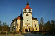 Program Dne české státnosti se uskuteční převážně v prostoru blatenského zámku.