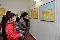 Valentin Horba vystavuje s kováři v Dačicích. Ilustrační foto z jeho tvorby.