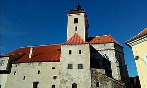 Strakonice, kostel sv. Prokopa. Ilustrační foto