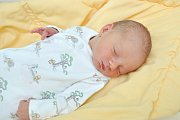 Jakub Burian, Strakonice, 14.3.2018 ve 14.57 hodin, 2650 g. Malý Jakub je prvorozený.