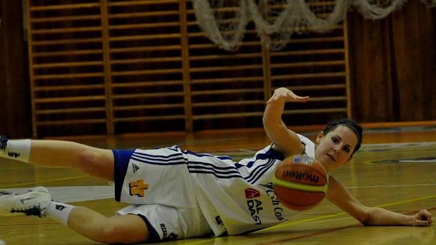 Strakonice si popáté v sezoně poradily s VŠ Praha, porazily je o 16 bodů.