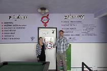 Den otevřených dveří představí činnost v nízkoprahových klubech.