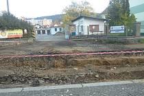 Až do pondělí 16. října nebude možné vjet autem do Odboru dopravy MěÚ Strakonice, v areálu  bývalé SÚS.