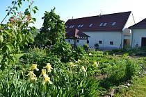 Také v Chelčicích se připojili k Víkendu otevřených zahrad.