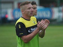 Remízu v Želči 1:1 pro Osek zařídil vyrovnávacím gólem Jiří Baloušek.