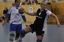Tereza Mrázová nastřílela deset gólů.