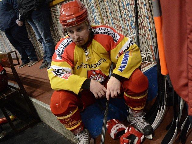 Radomyšl dvakrát podlehla Milevsku a v play off končí.