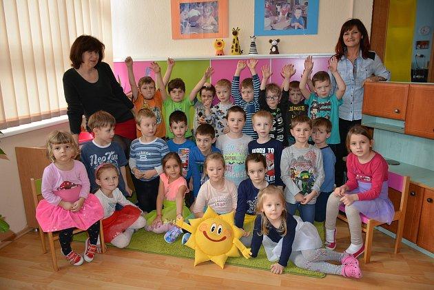 Mateřská škola Sluníčko Vodňany - Velká třída