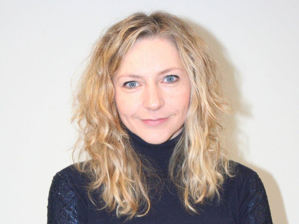 Marcela Vlčková.