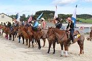 Do Hoslovic se sjeli jezdci na finálové rodeo roku 2018