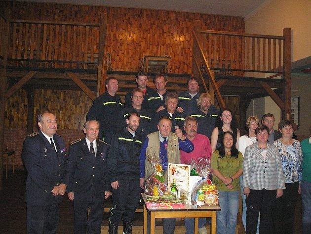 Současnost SDH Čejetice.