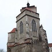Kostel svatého Prokopa na strakonickém hradu je v pátek také otevřen veřejnosti.