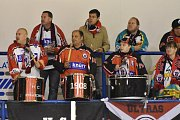 Strakonice poprvé prohrály, doma nestačily na Soběslav. Podlehly jí 4:5.