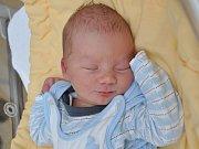 David Hejtmánek, Volyně, 3.6. 2017 v 11.49 hodin, 3640 g. Malý David je prvorozený.