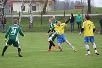 Víkend přinese řadu zajímavých fotbalových zápasů. Ilustrační foto.