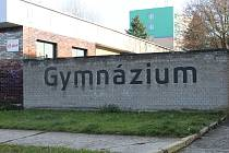 Strakonické  gymnázium. Ilustrační foto.