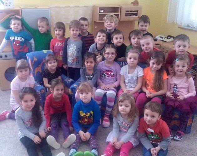 Mateřská škola Školní - třída Koťátka