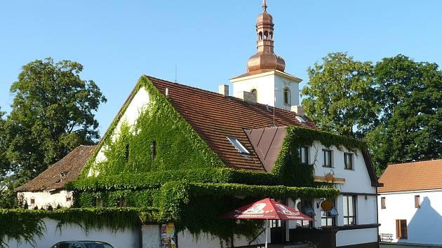 Hrob vampírky se nacházel v místě, kde je dnes hospoda Na Křenovce.