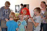 Oslavy k 50. výročí vzniku Městského muzea a galerie ve Vodňanech začaly vernisáží v neděli 15. října. Oslavy budou formou dalších projektů probíhat až do konce roku.