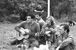 Jak jsme žili: Setkání mládeže na Šumavě 1981.