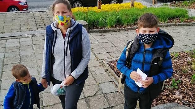 Žáci ZŠ v Radomyšli