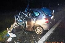 Tragická nehoda u Kbelnice