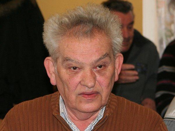 Bývalý předseda Emil Vaculík.