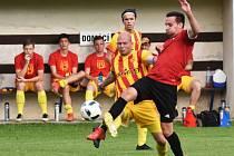 Fotbalový KP: Junior Strakonice - Sokol Sezimovo Ústí 0:2.