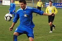 Vodňanský Tomáš Vokatý dal jediný gól svého týmu.