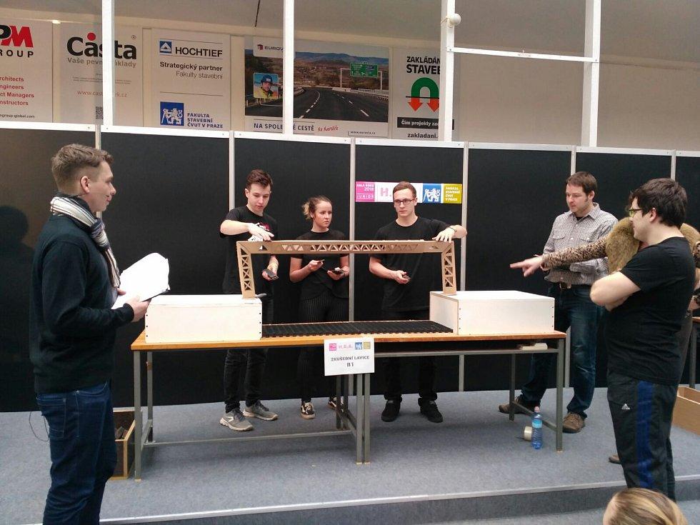 Studenti z VOŠ A SPŠ Volyně přivezli z prestižní soutěže třetí místo.