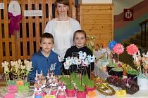 ZŠ a MŠ Volenice připravily pro rodiče a přátele školy tradiční Velikonoční jarmark. Při té příležitosti proběhl i Den otevřených dveří.