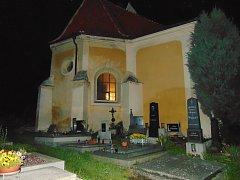 Noc kostelů u sv. Václava.