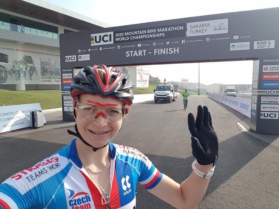 Jana Pichlíková se vracela z Turecka spokojená.